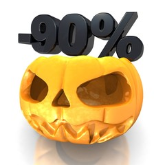 Promo Halloween -90%