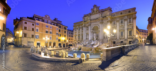 Trevi Fountain, Rome - 68623570