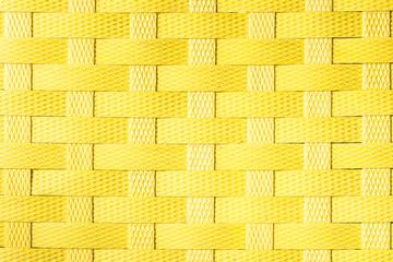 Pattern of wickerwork.