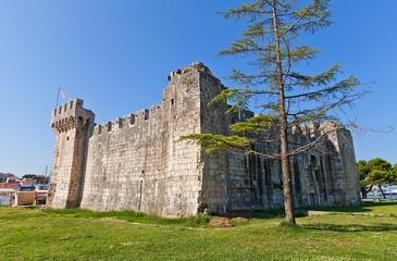 Kamerlengo castle (1437). Trogir, Croatia. UNESCO site