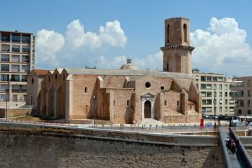Marseille - Église Saint Laurent