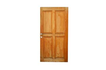 Woonden Door