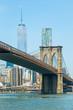 Obrazy na płótnie, fototapety, zdjęcia, fotoobrazy drukowane : Brooklyn bridge