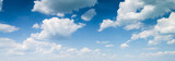blue sky background with clouds - 68627341