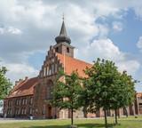Klosterkirken Nykøbing Falster Danmark (Dänemark) poster
