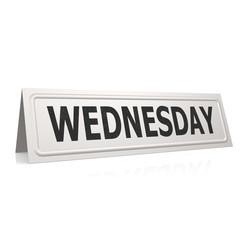 Wednesday board