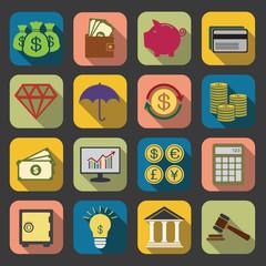 flat Finance icon
