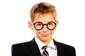 smart boy