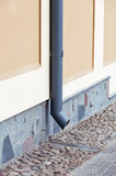 Downspout poster