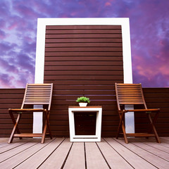 relaxation corner