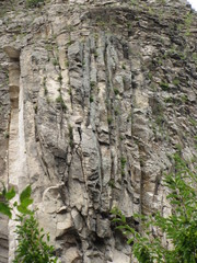 Rock Medovaya in Zheleznovodsk
