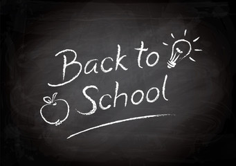 Blackboard - Back to school