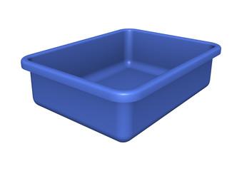 Blue Tray