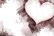 Heart pancil 31
