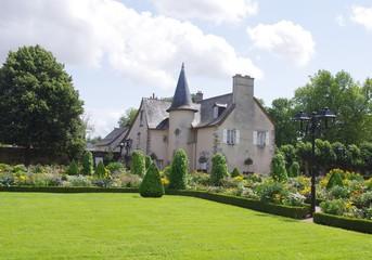 Le manoir de Bourgchevreuil