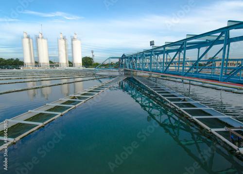 Leinwanddruck Bild The Metropolitan Waterworks Authority