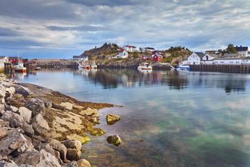 Village in Norway.