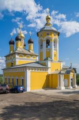 Город Муром. Николо-Набережная церковь (церковь Николы Мокрого)