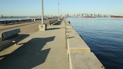 North Vancouver, Burrard Dry Dock Pier