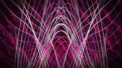powerful video animation – stripe object – loop HD
