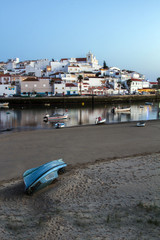 beautiful coastal village, Ferragudo