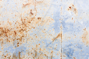 Metallic rust texture