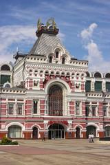 RUSSIA, NIZHNY NOVGOROD,  Exhibition House, fragment