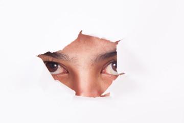 Stare eye
