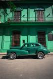 Fototapety Cuba Vintage