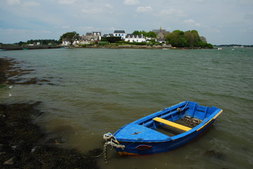 île Saint Cado, Bretagne