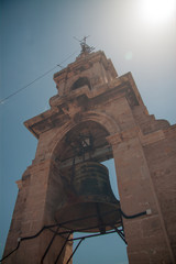 The Bell Beneath the Sun, Valencia Cathedral, Spain