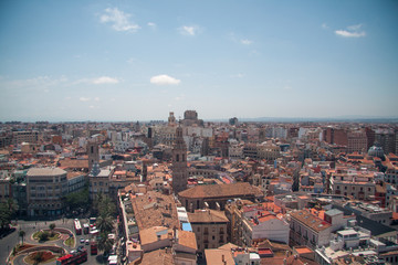 The City Below, Valencia, Spain
