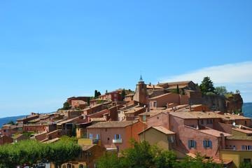 Carte-Postale - Village de Roussillon en Provence