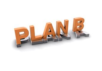 Plan B, orange