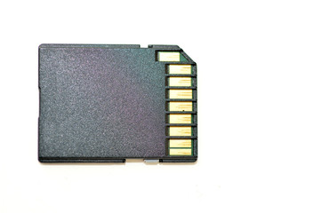 Memory card - Flash card
