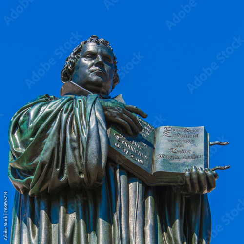 fototapeta na ścianę Luter