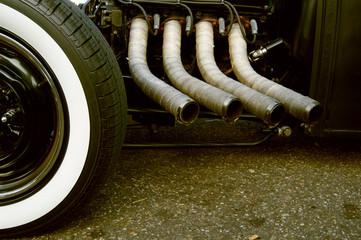 Motor Oldtimer Tuning