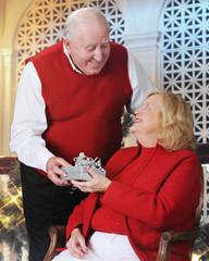 Gift Giving Senior