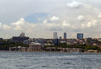 Asia city Istanbul
