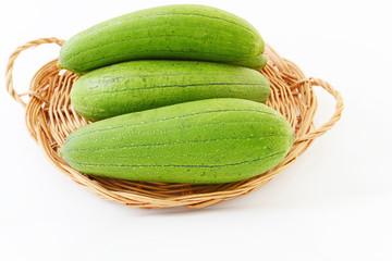 新鮮な糸瓜