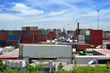 container yard in thailand