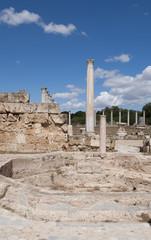 В древнем Саламисе. Северный Кипр