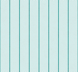 White and Teal Zigzag Textured Fabric Pattern Background