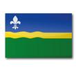 Flagge Button Flevoland