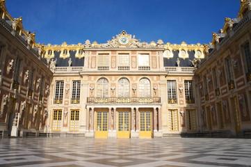 ベルサイユ宮殿 正面玄関