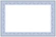 Blank Horizontal certificate template