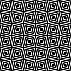 Seamless geometric texture. Diamonds pattern.