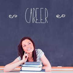 Career against student thinking in classroom