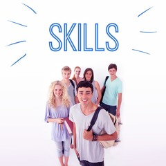 Skills against smiling students