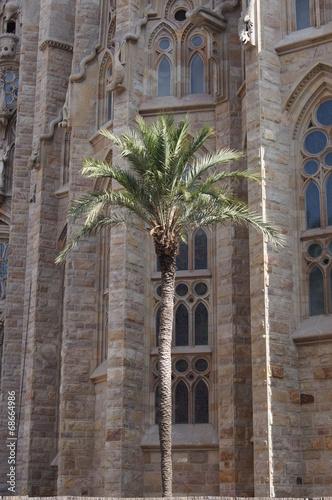canvas print picture Barcelona – Sagrada Familia